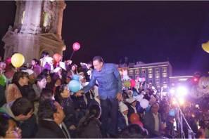 Siente la navidad cerca de ti, con la Cabalgata de Día de Reyes más grande en la historia del estado4