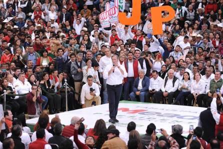 Somos más los buenos que los malos en el combate a la delincuencia, José Antonio Meade3