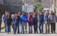 Supervisa alcalde Raúl Camacho Baños, avances de obra en colonias de Mineral de la Reforma 4