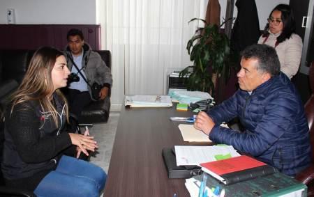 Titular del Instituto Hidalguense del Deporte realiza gira de trabajo en Tepeji del Río