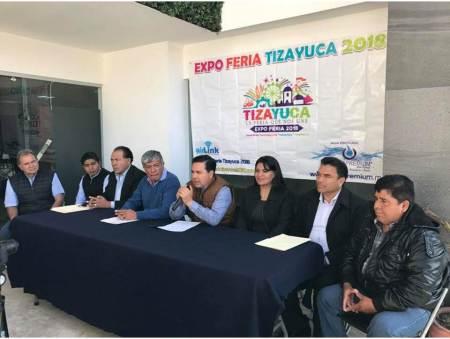 Todo listo para Expo Feria Tizayuca 2018-2