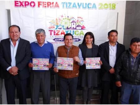 Todo listo para Expo Feria Tizayuca 2018