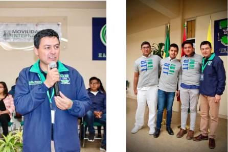 UTEC recibe docente francesa y alumnos de Colombia, Bolivia y Haití y sus estudiantes viajarán al extranjero4