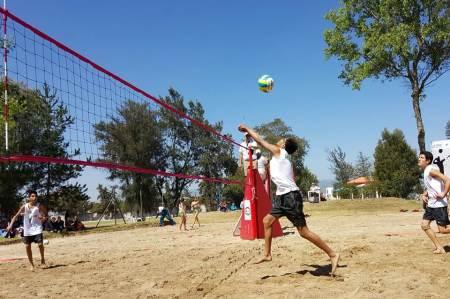 Voleibol de playa realizará estatal rumbo a Olimpiada Nacional 2018