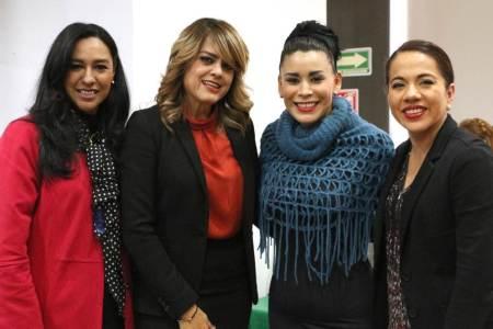 Acude Yarely Melo Rodríguez a la sexta reunión mensual del ONMPRI nacional