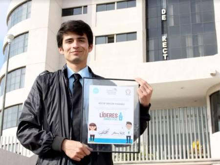Alumno de UAEH, dentro de los 60 líderes FESE-ANUIES