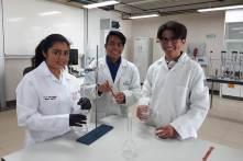 Alumnos de Prepa 1 competirán en la Olimpiada Nacional de Química2