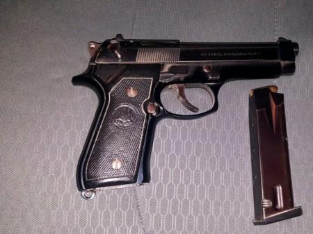 Aseguran a cinco personas por posesión ilegal de armas de fuego2