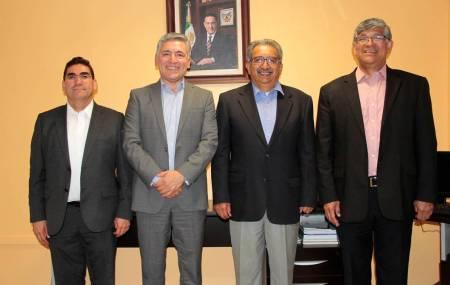 Atilano Rodríguez Pérez recibe nombramiento oficial como secretario de la SEPH