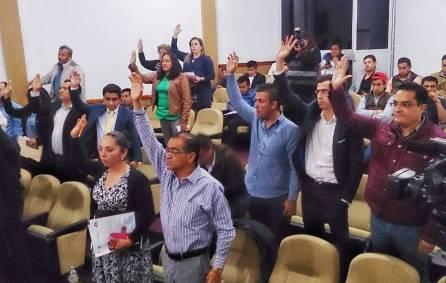 Ayuntamiento de Mineral de la Reforma aprueba reglamento para comercio en la vía pública 4