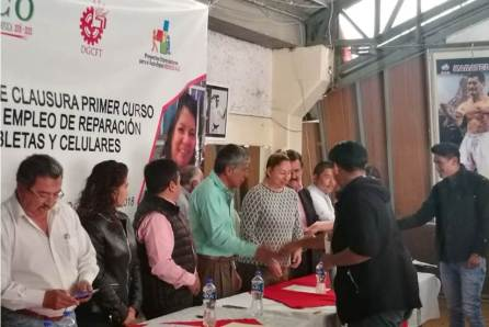 Ayuntamiento de Tizayuca impulsa acciones para generar Autoempleo