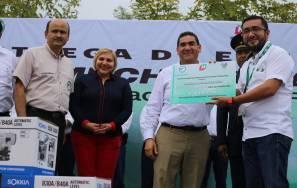 Beneficia SEPH a la UTHH con equipamiento equivalente a 3 millones de pesos3