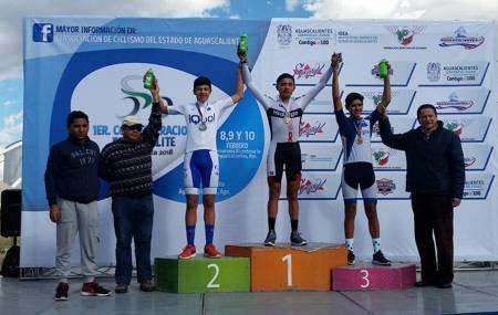 Ciclistas hidalguenses brillan en Aguascalientes y Argentina.jpg