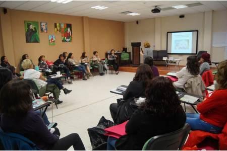 CJMH promueve la capacitación de las mujeres en el Sistema de Justicia Penal Acusatorio