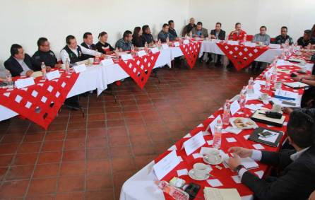 Con estrategia Hidalgo Seguro, municipios y gobierno de Omar Fayad unidos contra la delincuencia5