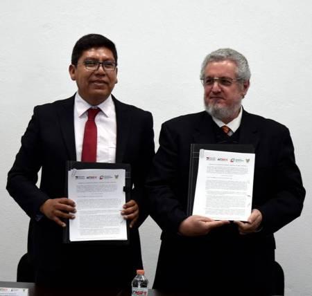Con nuevo convenio de colaboración jóvenes bachilleres podrán acceder a los servicios académicos 1