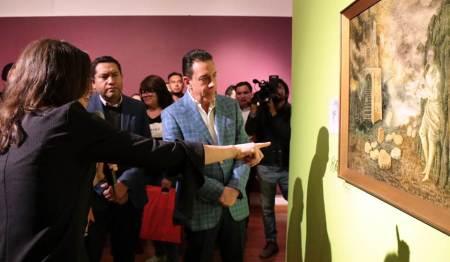 """Concluye exposición """"Remedios Varo, Apuntes y Anécdotas de una Colección"""""""