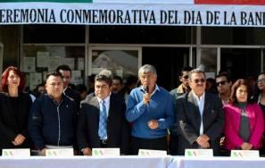 Conmemoran en Tizayuca el 197 Aniversario del Día de la Bandera4