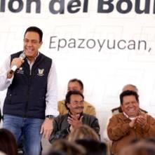 Cumplimos con entrega de mejores vialidades, ahora en el municipio de Epazoyucan7