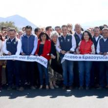 Cumplimos con entrega de mejores vialidades, ahora en el municipio de Epazoyucan8