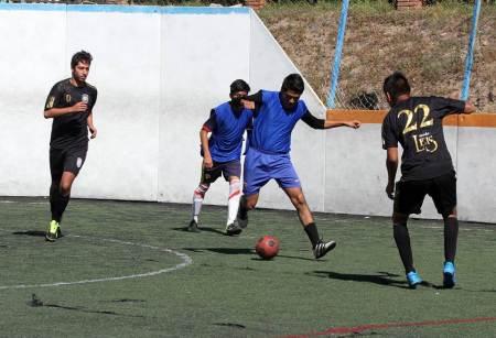 Dará inicio Liga Universitaria de fútbol rápido