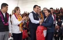 Día histórico para la Huasteca, tras reforzar el programa Prospera en la región3