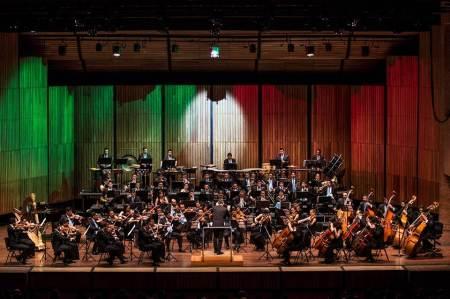 Destaca OSUAEH a nivel internacional con grandes conciertos en Colombia