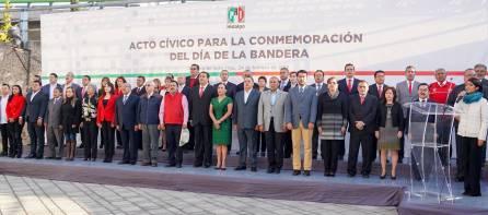 El PRI ha defendido la soberanía, los valores y los principios de los mexicanos4