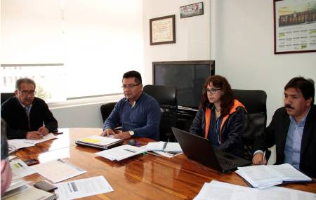 Encabeza encargado del despacho de SEPH reunión sobre revisión de indicadores