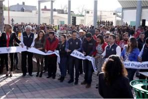 Entrega gobernador Omar Fayad obras de infraestructura social para Singuilucan, con una inversión de 53 MDP3