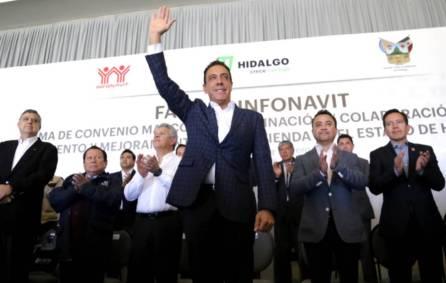 Firma de Convenio Gobierno del Estado - Infonavit1