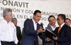 Firma de Convenio Gobierno del Estado - Infonavit3