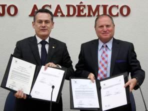 Firma UAEH convenio para movilidad académica con Israel