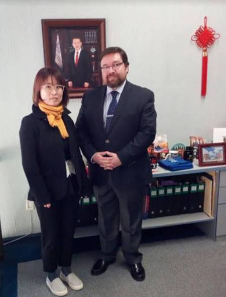 Firma UAEH convenios con Universidad Nacional de Chonbuk