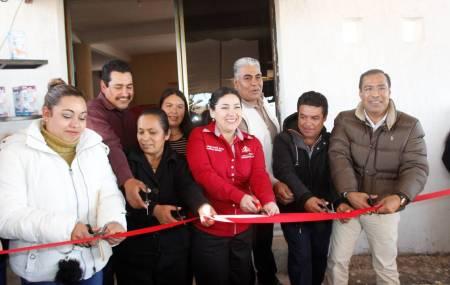 Gerente de Liconsa inaugura punto de venta en la localidad del Capulín municipio de Cuautepec1