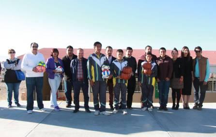 gobierno municipal promueve rally deportivo en escuelas de Mineral de la Reforma 1