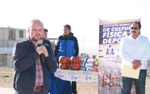 gobierno municipal promueve rally deportivo en escuelas de Mineral de la Reforma 2