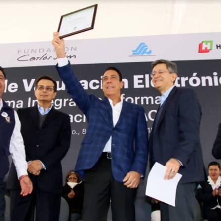 Hidalgo hace historia con la implementación de la Cartilla Electrónica de Vacunación1