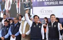 Hidalgo, primera entidad en alcanzar cobertura total de libros de texto gratuito para nivel Medio Superior5