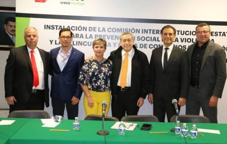 Hidalgo recibe más de 300 millones de pesos en materia de seguridad2