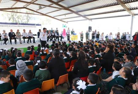 Hidalgo, segundo lugar nacional en el uso de la cartilla electrónica de vacunación, asegura titular de SSH