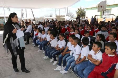 """Inauguran Espacio de Alimentación Encuentro y Desarrollo """"Caritas felices"""" en comunidad de Apan"""