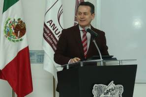 Inauguran reunión de redes académicas de ANUIES en UAEH-4