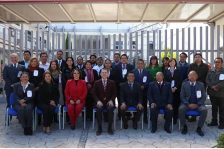 Inauguran reunión de redes académicas de ANUIES en UAEH