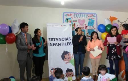 La Secretaría de Contraloría de Hidalgo fomenta valores en Estancias Infantiles 1