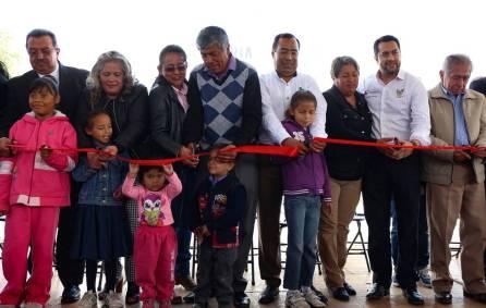Lechería de Liconsa en el Barrio El Pedregal en Tizayuca5