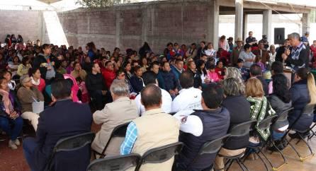 Lechería de Liconsa en el Barrio El Pedregal en Tizayuca8