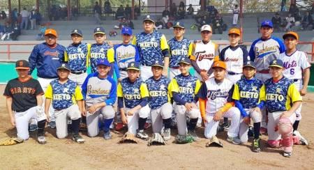 Liga del Altiplano campeones estatales en beisbol.jpg