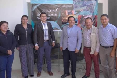 Listo en Tulancingo el 1er Festival del Sabor Acuícola Hidalguense