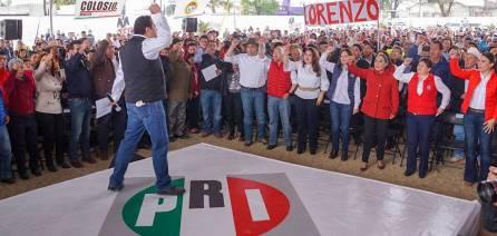 México necesita hombres y mujeres como los del Revolucionario Institucional8